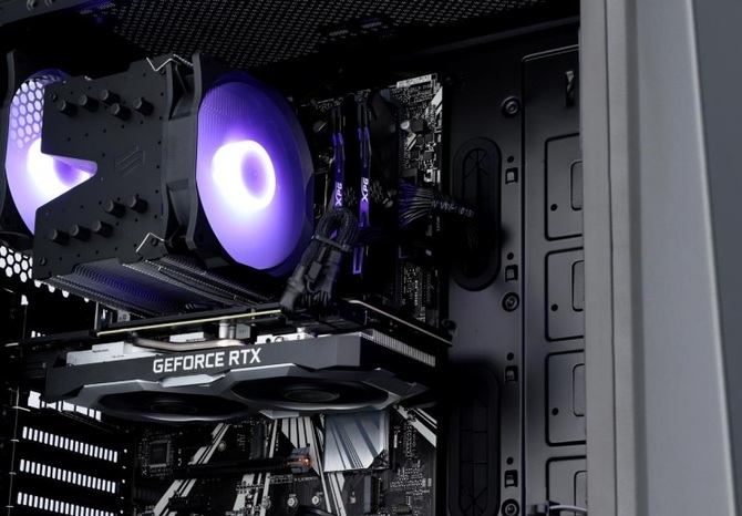 Komputery X-Kom G4M3R 500 z selekcjonowanymi procesorami [7]
