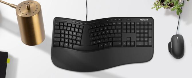 Legendarna klawiatura ergonomiczna Microsoft powraca [1]