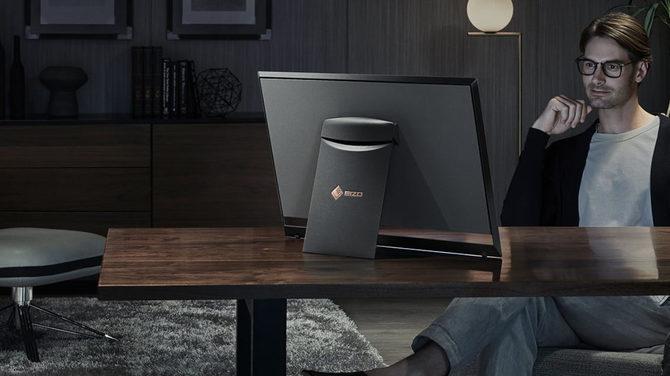 Eizo Foris Nova - monitor 4K OLED drukowany atramentowo [2]