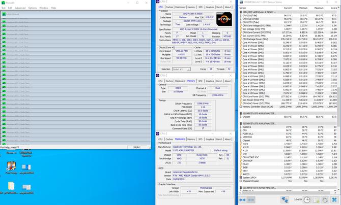 AMD Ryzen 9 3950X przetestowany z użyciem chłodzenia wodnego [2]