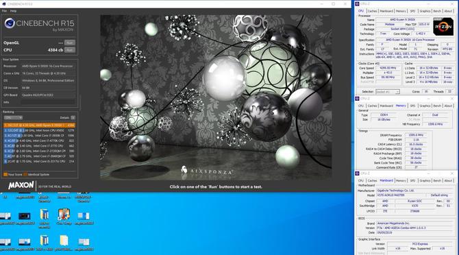 AMD Ryzen 9 3950X przetestowany z użyciem chłodzenia wodnego [3]