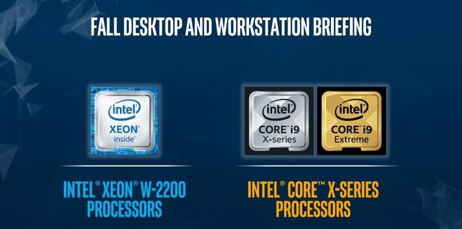 Intel Glacier Falls - Specyfikacja i premiera procesorów Intel Xeon-W [1]