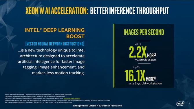 Intel Glacier Falls - Specyfikacja i premiera procesorów Intel Xeon-W [4]