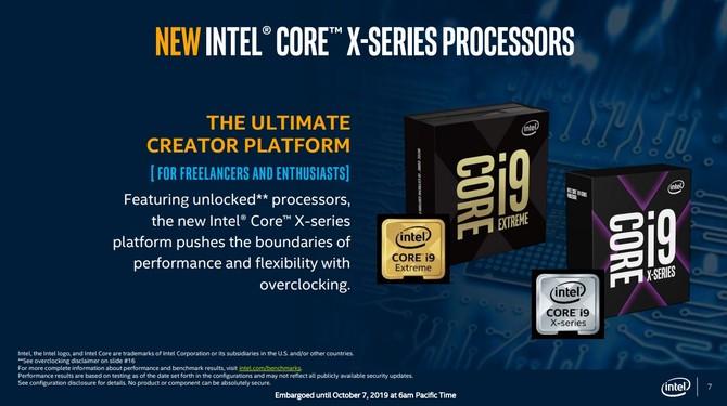 Intel Glacier Falls - Specyfikacja i premiera procesorów Intel Xeon-W [6]