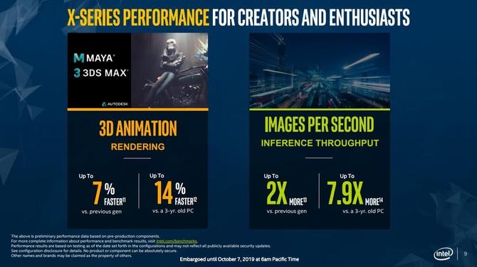 Intel Glacier Falls - Specyfikacja i premiera procesorów Intel Xeon-W [8]