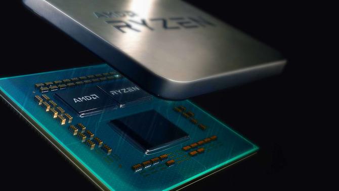 AMD Ryzen 9 3900 i Ryzen 5 3500X - premiera procesorów [1]