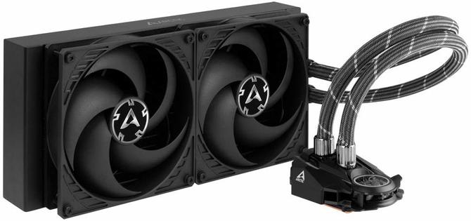 Arctic Liquid Freezer II - Zestawy AiO chłodzące VRM płyty głównej  [2]