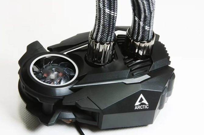 Arctic Liquid Freezer II - Zestawy AiO chłodzące VRM płyty głównej  [4]