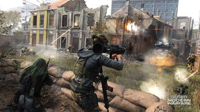 Call of Duty: Modern Warfare - oficjalne wymagania sprzętowe gry [2]