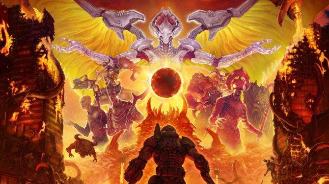 Doom Eternal nie ukaże się w tym roku. Premiera opóźniona [1]