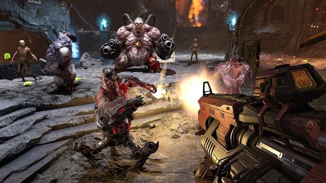 Doom Eternal nie ukaże się w tym roku. Premiera opóźniona [3]