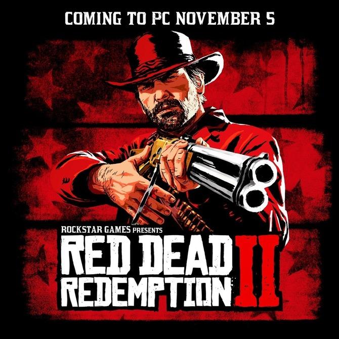 Red Dead Redemption 2 - znamy oficjalne wymagania wersji PC [2]