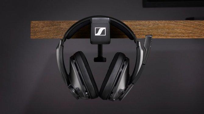 Sennheiser GSP 370: Bezprzewodowy headset z baterią na 100 h [1]