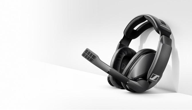 Sennheiser GSP 370: Bezprzewodowy headset z baterią na 100 h [2]