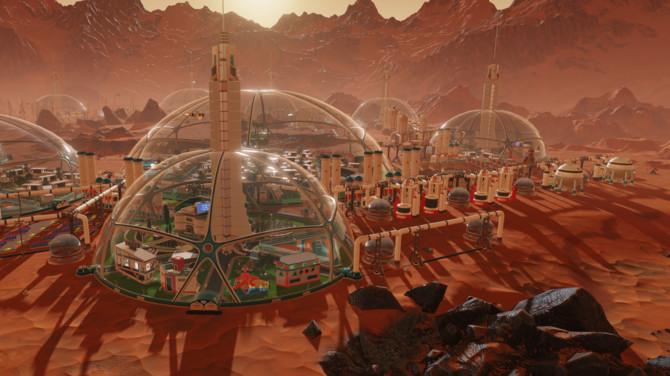 Surviving Mars: kosmiczna gra strategiczna za darmo w Epic Store [1]