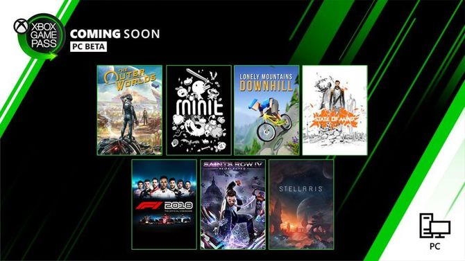 Xbox Game Pass na PC: siedem nowych gier, m.in. The Outer Worlds [2]