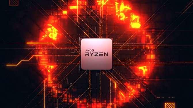 Mobilne procesory AMD Ryzen 7 nm w pierwszym kwartale 2020 [1]