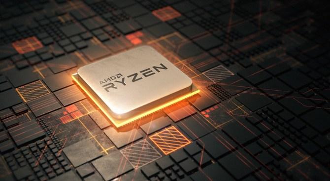 Mobilne procesory AMD Ryzen 7 nm w pierwszym kwartale 2020 [3]