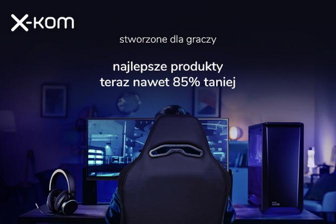 Tydzień promocji na laptopy i tańsze podzespoły w sklepach x-kom [13]