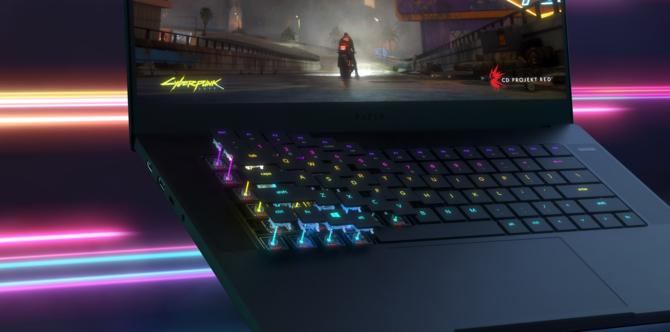 Razer Blade 15 Advanced - pierwszy laptop z klawiaturą optyczną [2]