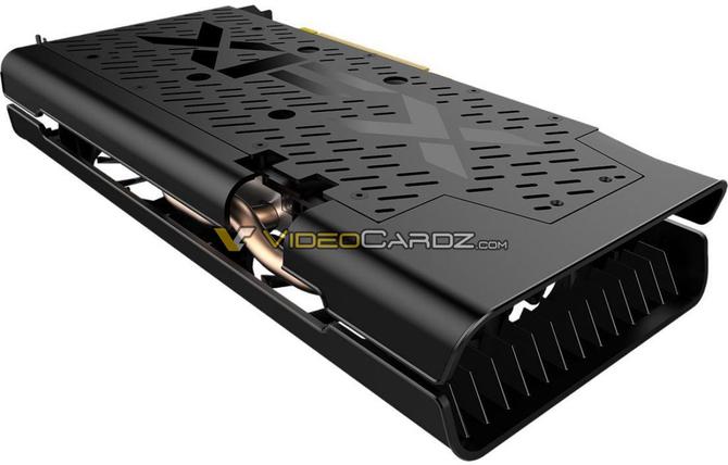 XFX Radeon RX 5500 THICC - Rendery autorskiego modelu [3]