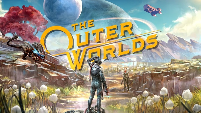 Na konsolach The Outer Worlds w 4K tylko na Xbox One X  [1]