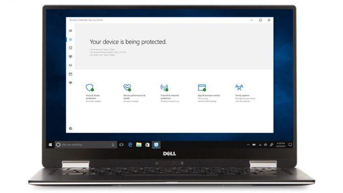 Windows 10 zyskuje ochronę przed modyfikacjami zabezpieczeń [3]