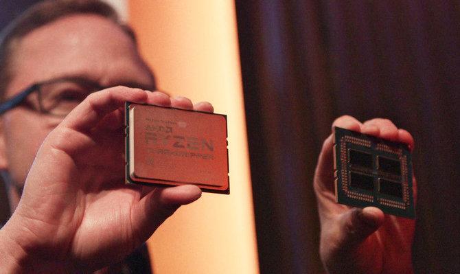 AMD Ryzen Threadripper 3960X - nadchodzi 24-rdzeniowy procesor [2]