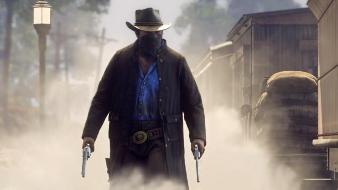 Red Dead Redemption 2 - mamy zwiastun na PC w 4K i 60 FPS! [1]