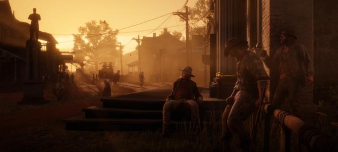 Red Dead Redemption 2 - mamy zwiastun na PC w 4K i 60 FPS! [2]