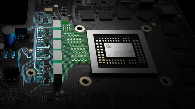 Xbox Scarlett: CPU ma zapewnić bezkompromisową wydajność [1]