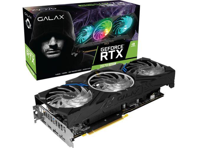 GALAX prezentuje karty GeForce RTX z serii Work The Frames [1]