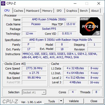 Lenovo IdeaPad S540-14 - ciekawy laptop z AMD Ryzen 5 3500U [2]