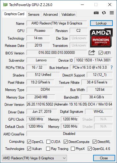 Lenovo IdeaPad S540-14 - ciekawy laptop z AMD Ryzen 5 3500U [3]