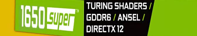 NVIDIA GeForce GTX 1650 SUPER oficjalnie zadebiutuje 22 listopada [2]