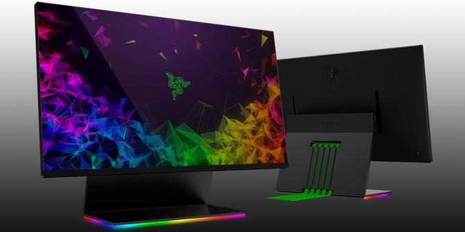 Razer Raptor 27 – gamingowy monitor QHD 144 Hz FreeSync HDR [1]