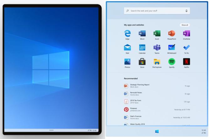 Wiemy jak wygląda Windows 10X i na jakie komputery trafi [2]