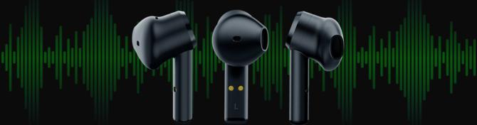 Razer wprowadza słuchawki bluetooth Hammerhead True Wireless [2]