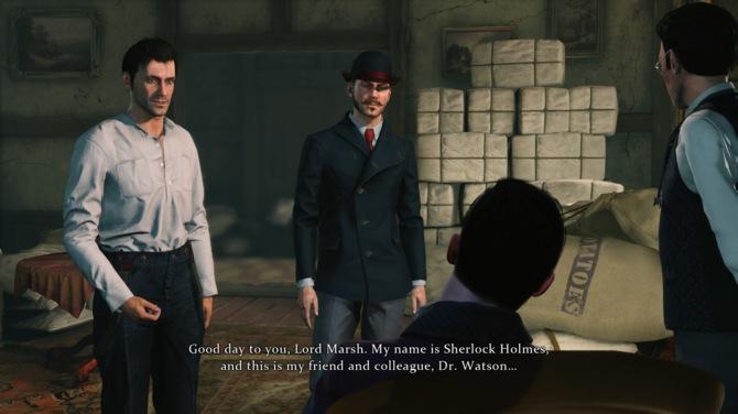 Games With Gold listopad 2019: Star Wars, Sherlock Holmes [2]