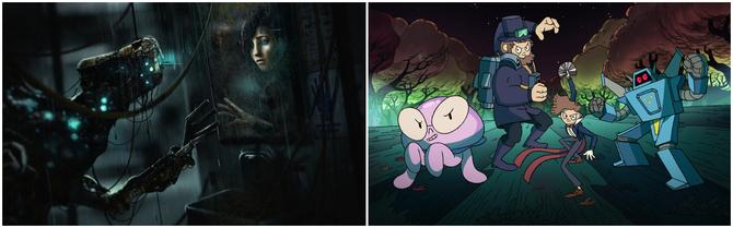 SOMA i Costume Quest - nowe gry za darmo w Epic Games Store [1]