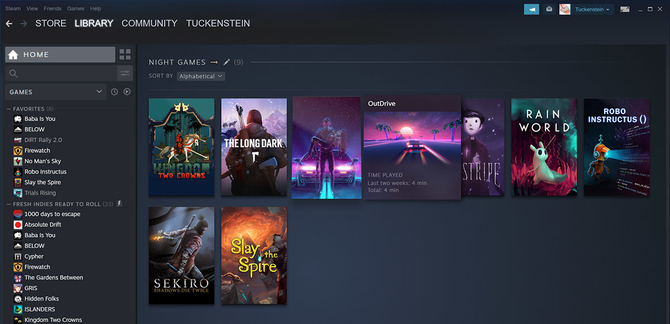 Steam z nowym interfejsem użytkownika i nowymi funkcjami [2]