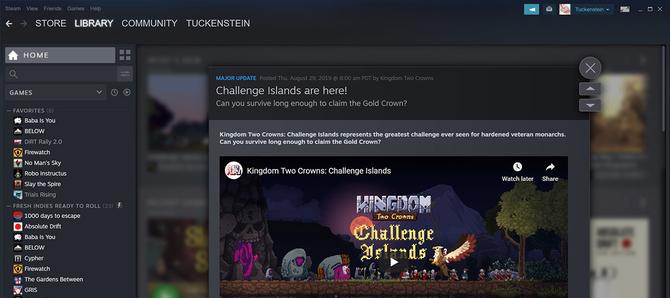 Steam z nowym interfejsem użytkownika i nowymi funkcjami [3]