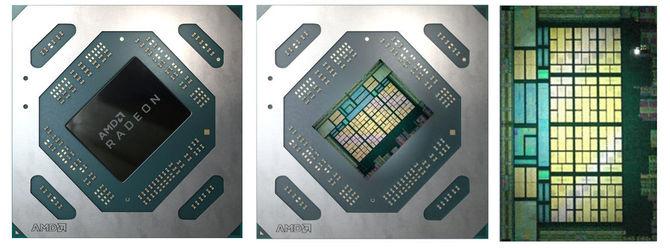 AMD Navi 14 - w sterownikach Linuxa odkryto ślady pięciu układów [1]