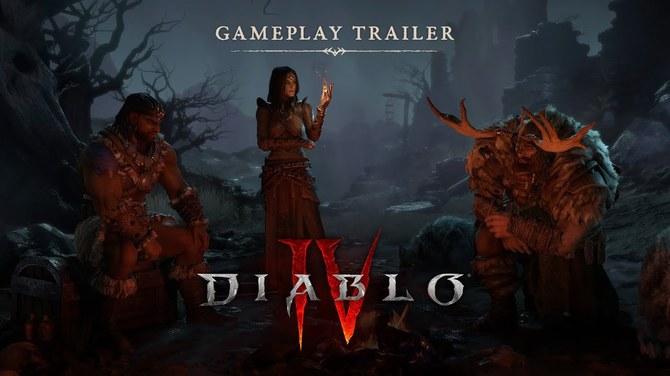 Diablo IV oficjalnie zapowiedziany! Mamy trailer i gameplay wideo [2]