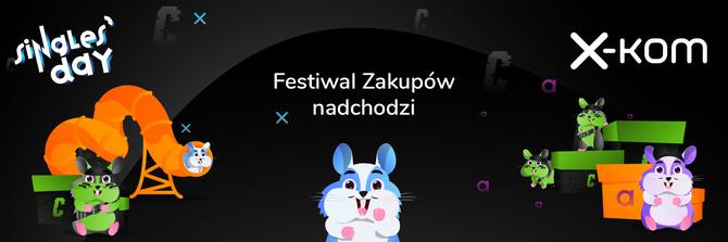 Promocje z okazji Singles' Day - Rusza festiwal zakupów w x-kom [16]