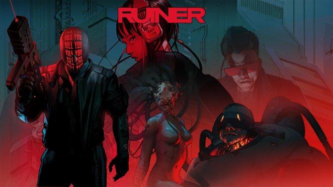 RUINER i Nuclear Throne od dziś za darmo w Epic Games Store [1]