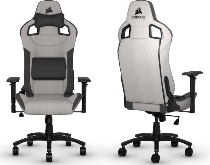 Corsair T3 Rush - Gamingowy fotel z oddychającym obiciem [1]