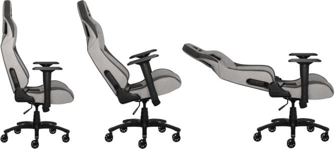 Corsair T3 Rush - Gamingowy fotel z oddychającym obiciem [2]