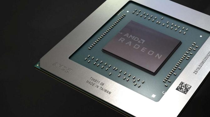 AMD Radeon RX 5300M - prezentacja układu Navi dla laptopów [1]