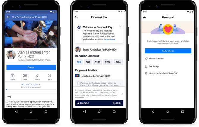 Facebook wprowadza system płatności do swoich aplikacji [3]
